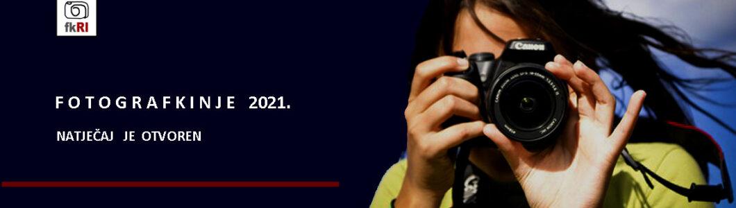 Natječaj Fotografkinje 2021.